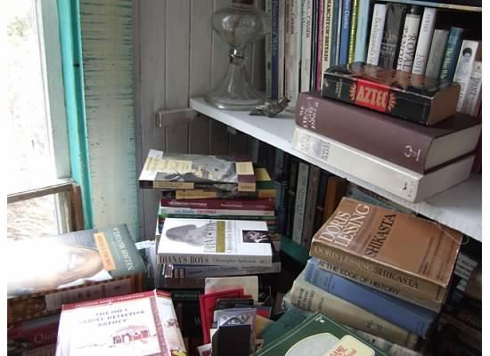 Tancook Island Library 2