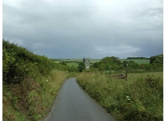 England - Lanteglos Church