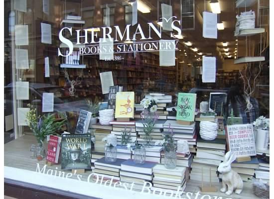 Sherman books