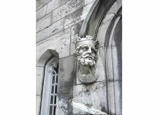 Dublin - head